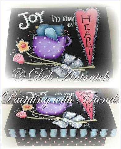 Joy In My Heart - E-Packet - Deb Antonick