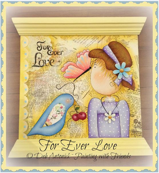 Sunshine - For Ever Love - E-Packet - Deb Antonick