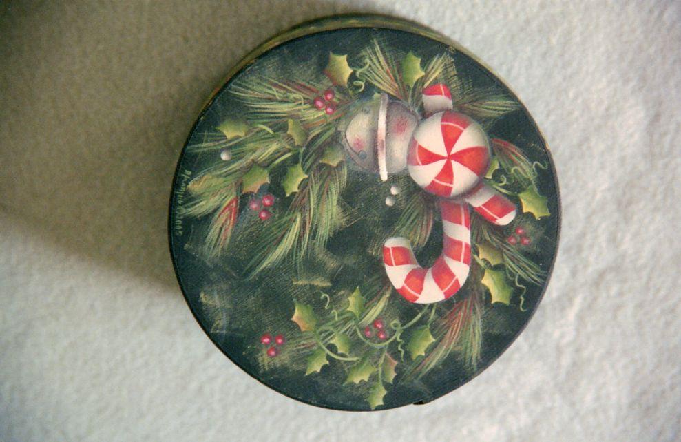 Christmas Coaster - E-Packet -  Barbara Franzreb-Bunsey