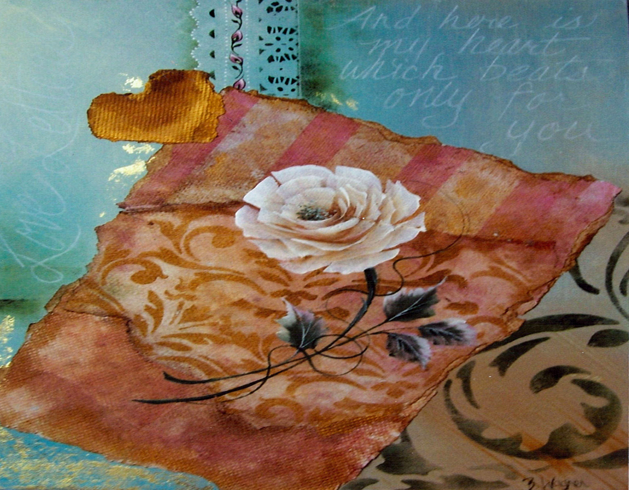Love Letters E-Packet - Beth Wagner