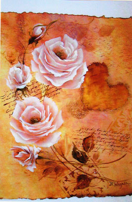 Tuscan Rose E-Packet - Beth Wagner