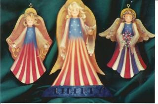 Liberty Angels - E-Packet - Yvonne Kresal
