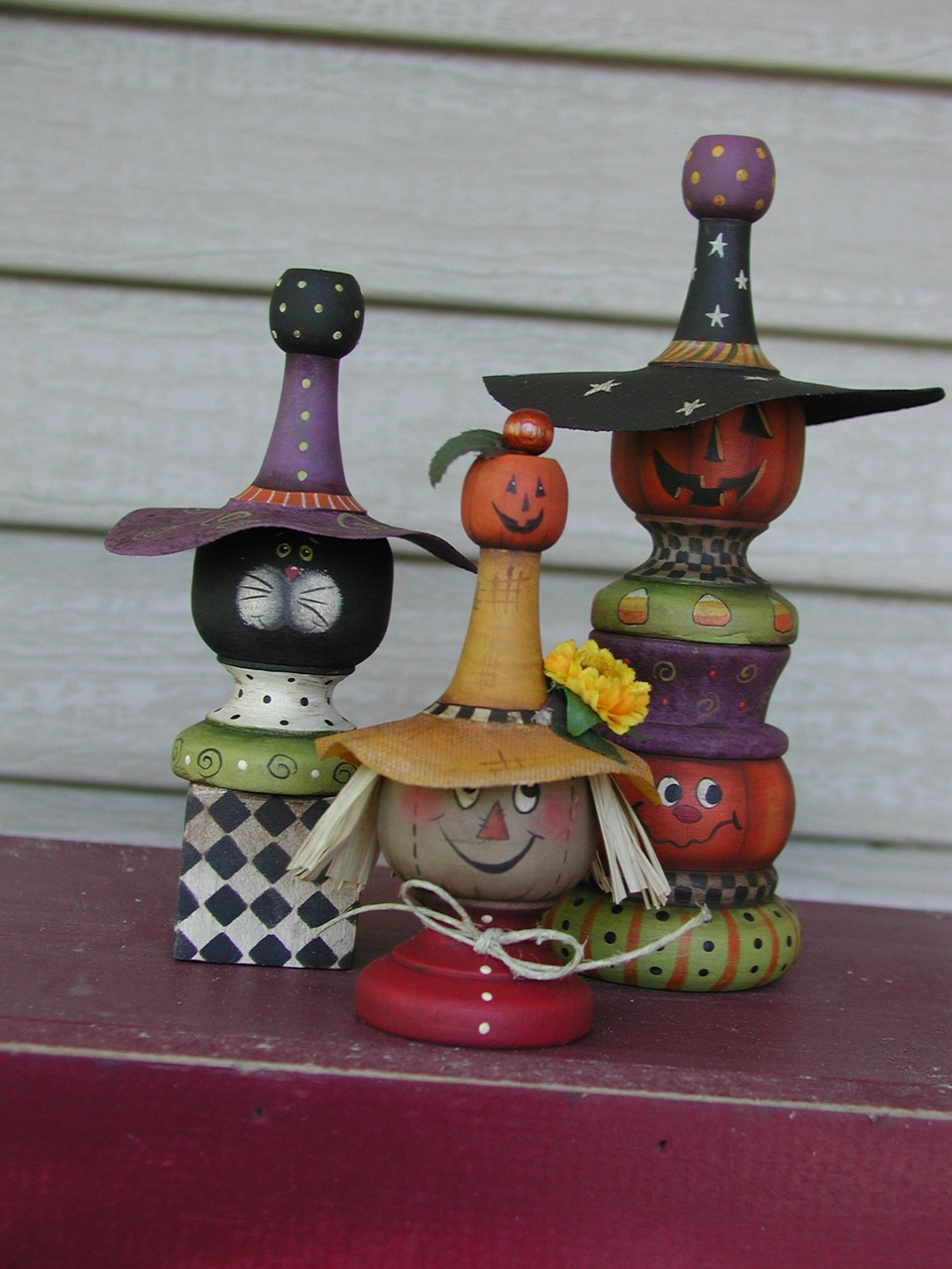 Halloween Trio - E-Packet - Vera Collier