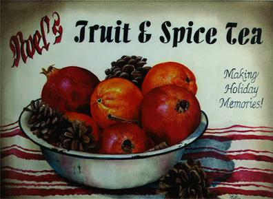 Noel's Fruit And Spice Tea - E-Packet - Debbie Cotton