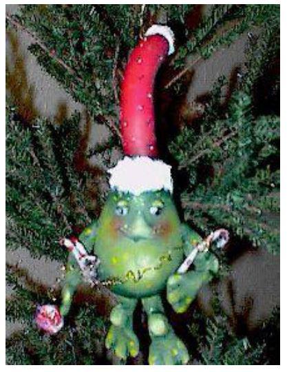 Christmas Croaker - E-Packet - Dottie Kuhl