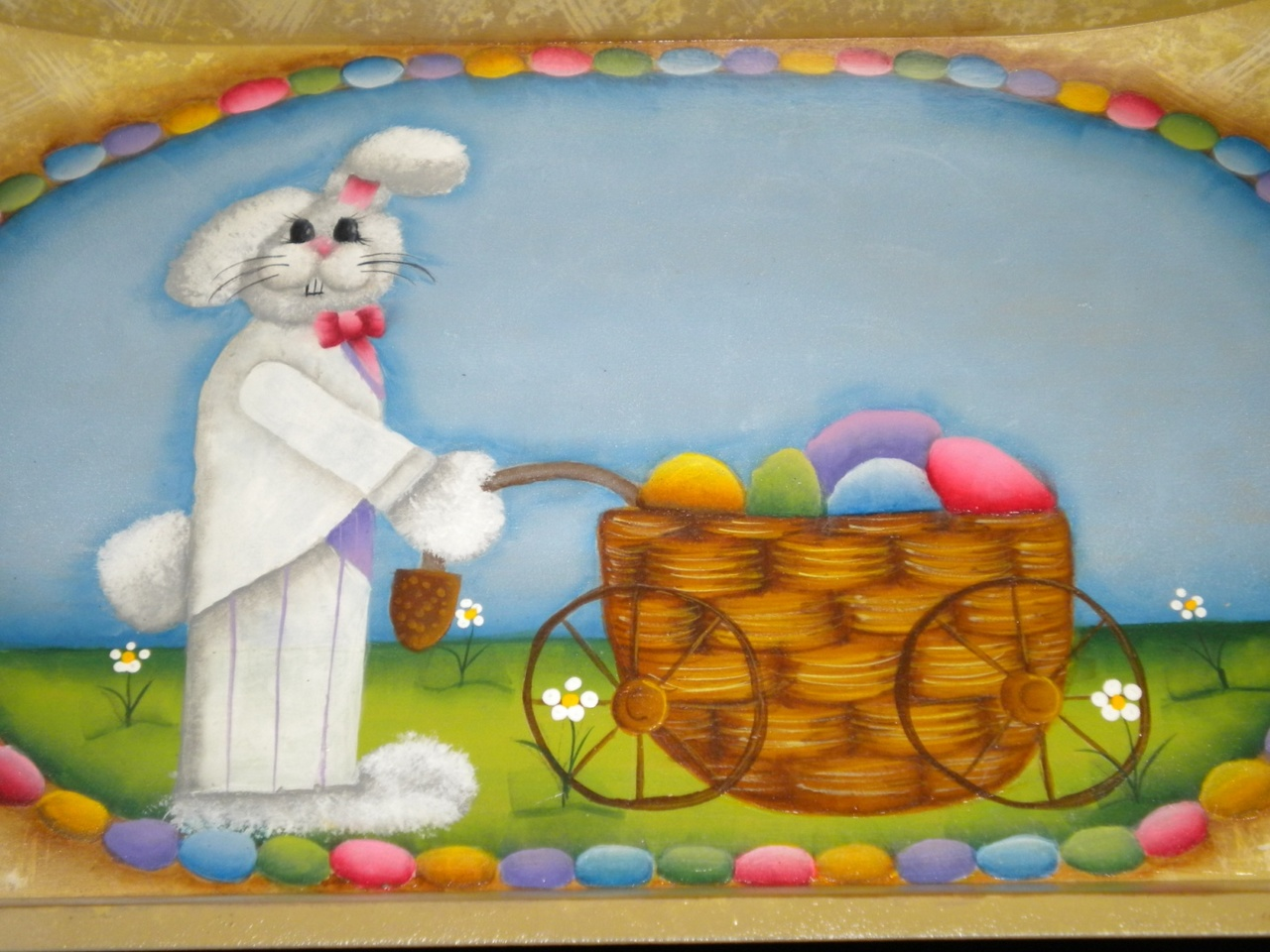 The Easter Bunny Is Coming To Town - E-Packet - Ann Perz