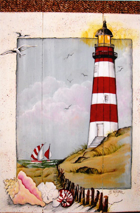 Keeper of the Lighthouse E-Packet - Beth Wagner