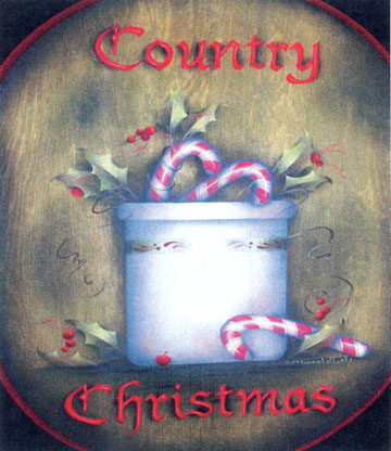 Country Christmas - E-Packet - Bobbie Campbell