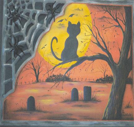 Creepy Hollow - E-Packet - Bobbie Campbell