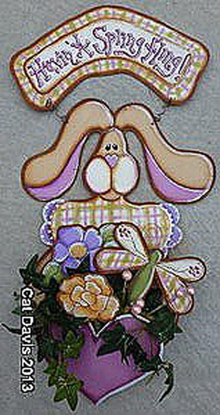 Havin' A Spring Fling - E-Packet - Cat Davis