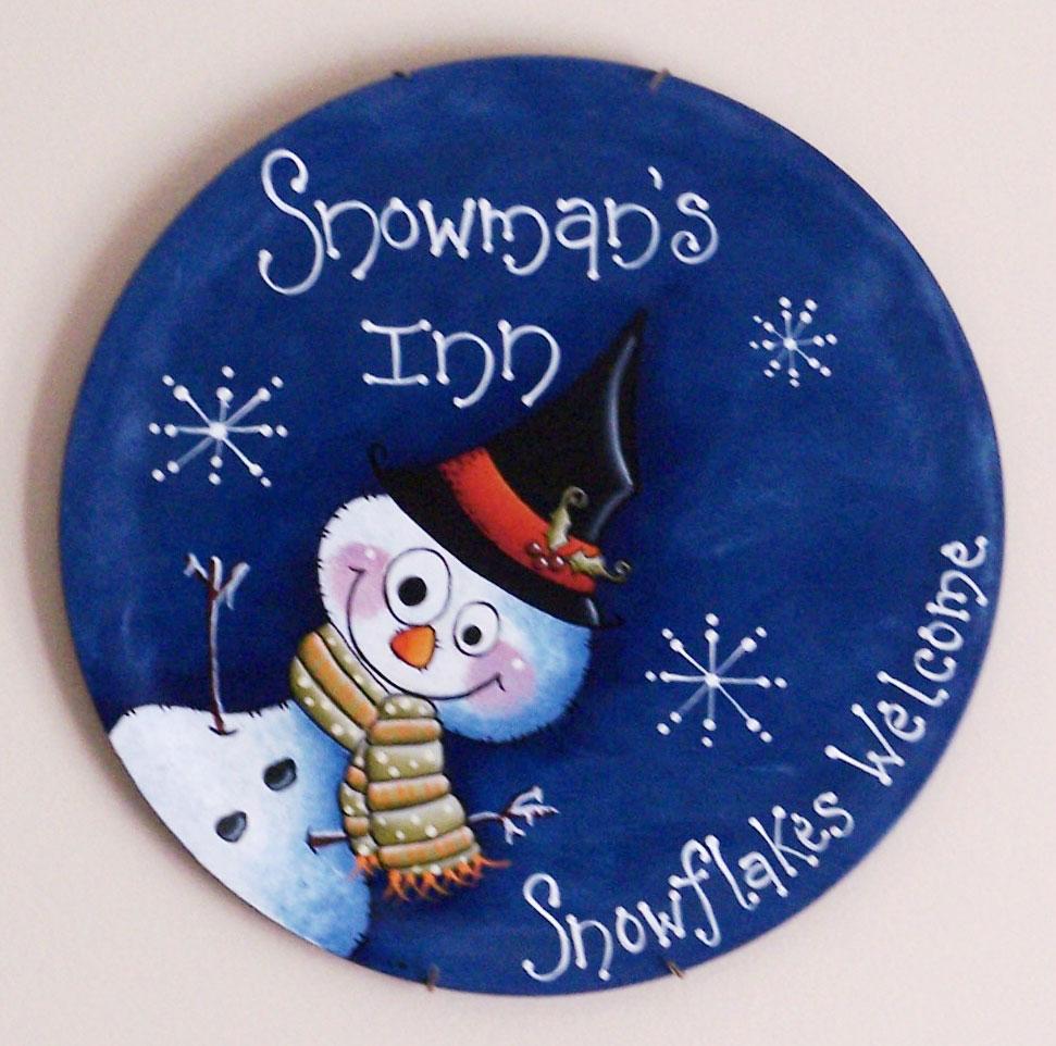 Snowman's Inn - E-Packet - Cheryl Nuccio