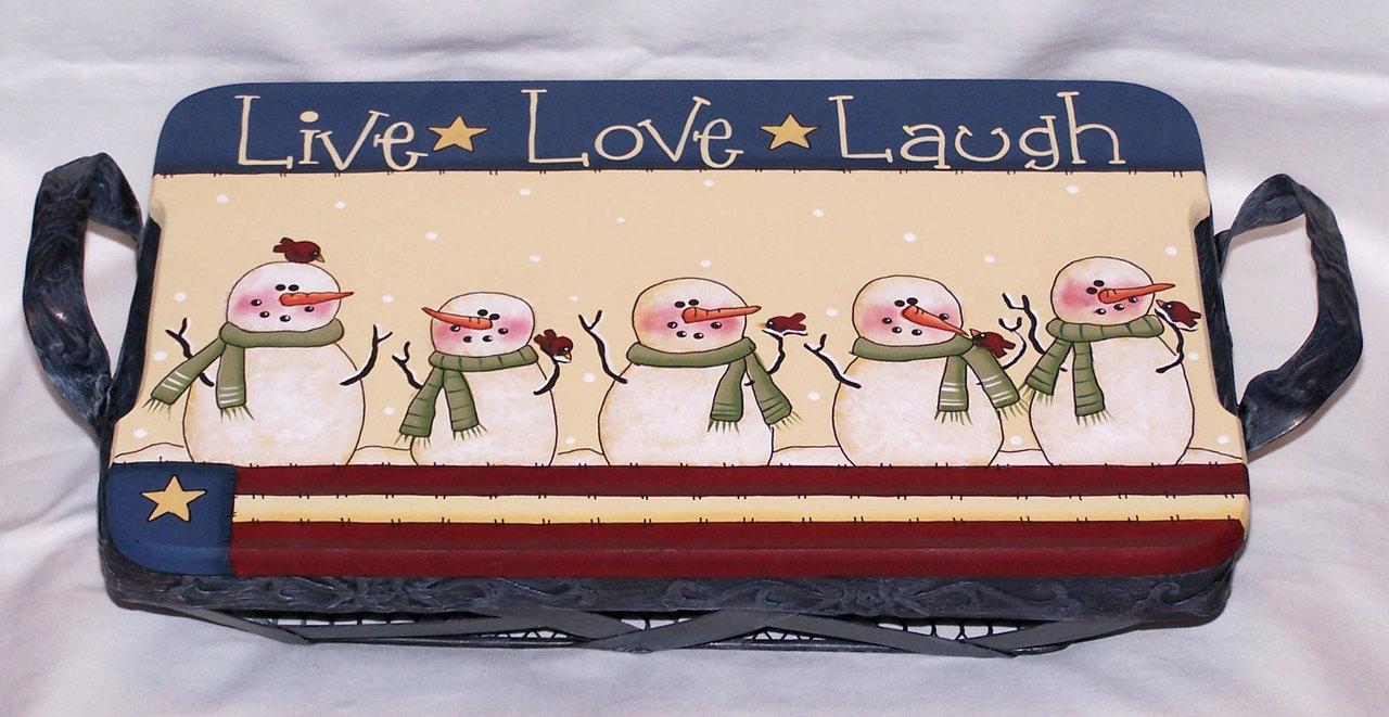 Live Love Laugh - E-Packet - Cheryl Nuccio