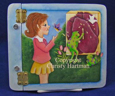When Art Mimics Life - E-Packet - Christy Hartman