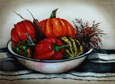 Fall Harvest - E-Packet - Debbie Cotton