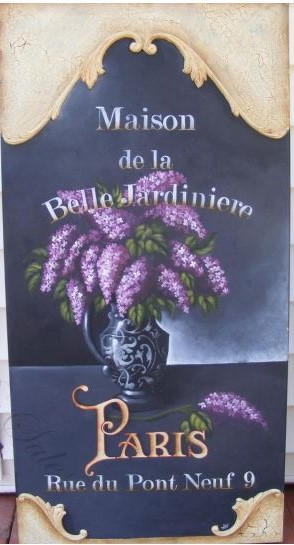 La Belle Jardiniere - E-Packet - Tracy Moreau
