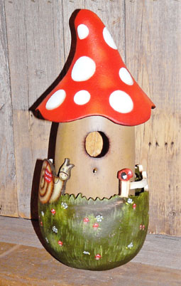 Snail Mail Mushroom - E-Packet - Sue Hollon-Taber