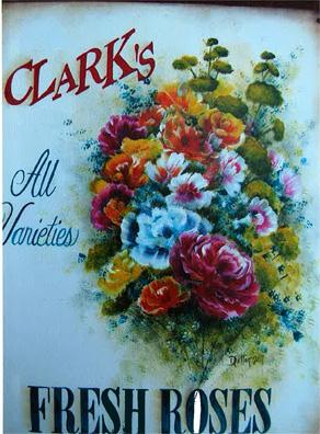 Clark's Fresh Roses - E-Packet - Debbie Cotton