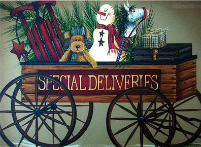 Special Deliveries - E-Packet - Debbie Cotton