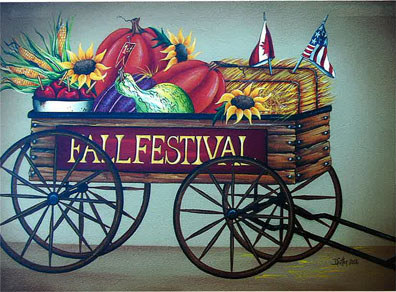 Fall Festivals - E-Packet - Debbie Cotton