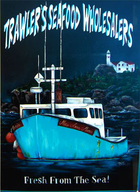 Trawler's Seafood Wholesalers - E-Packet - Debbie Cotton