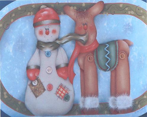 Holiday Buddies - E-Packet - Bobbie Campbell