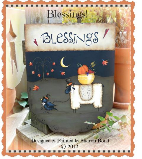 Blessings!  - E-Packet - Sharon Bond