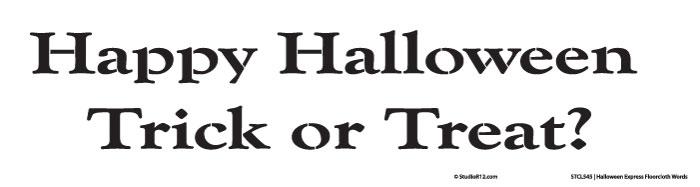 Word Stencil - Halloween Express