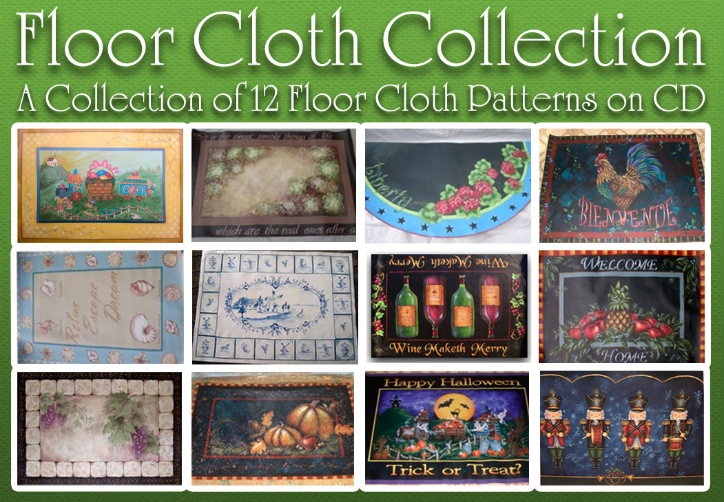 Floorcloth Collection