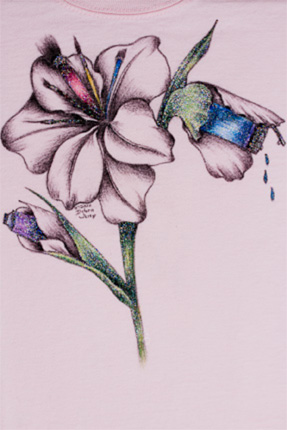 Gladiolus Painting Stuff - E-Packet - Debra Welty