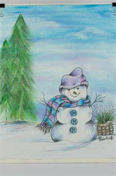 Winter Banner - E-Packet - Debra Welty