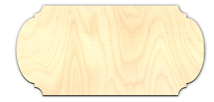 Welcome Santa Plaque Wood Surface