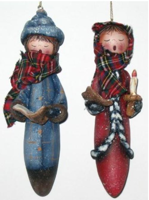 Dickens Carolers E-Packet - Dottie Kuhl
