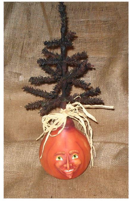 Goblin Gourd Tree - E-Packet - Dottie Kuhl