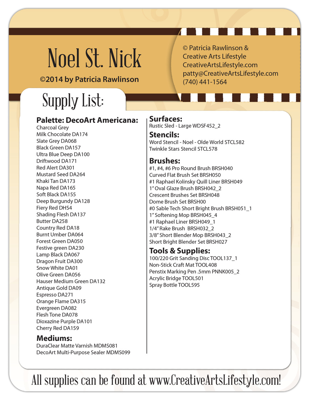Noel Saint Nick E-packet - Patricia Rawlinson