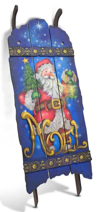 Noel Saint Nick Pattern Packet