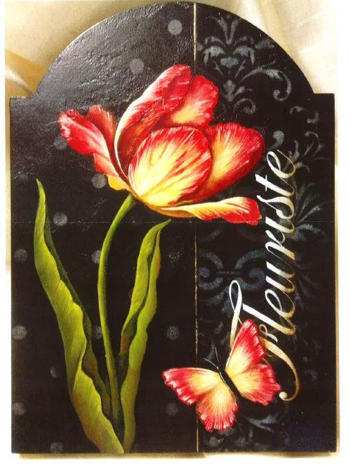 Fleuriste - E-Packet - Tracy Moreau