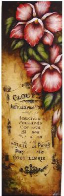 Clouterie Orchids - E-Packet - Tracy Moreau
