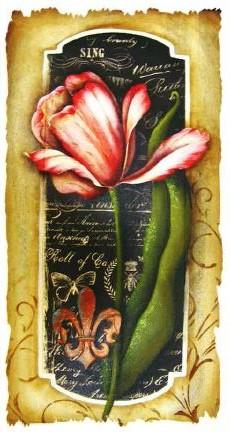 Vintage Tulip - E-Packet - Tracy Moreau