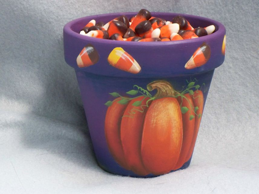Candy Corn Harvest - E-Packet - Barbara Franzreb-Bunsey