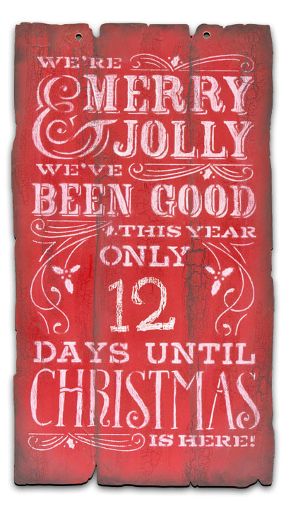 Christmas Countdowns DVD - Patricia Rawlinson