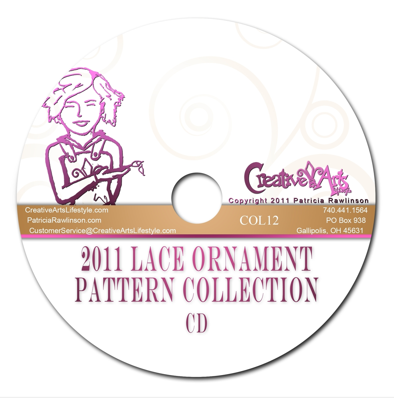 Lace Ornament Pattern Collection