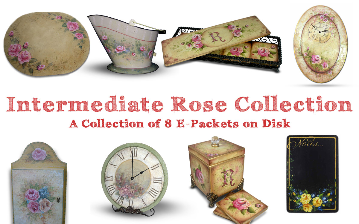 Intermediate Rose Collection