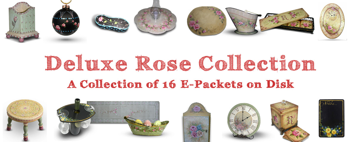 Deluxe Rose Collection