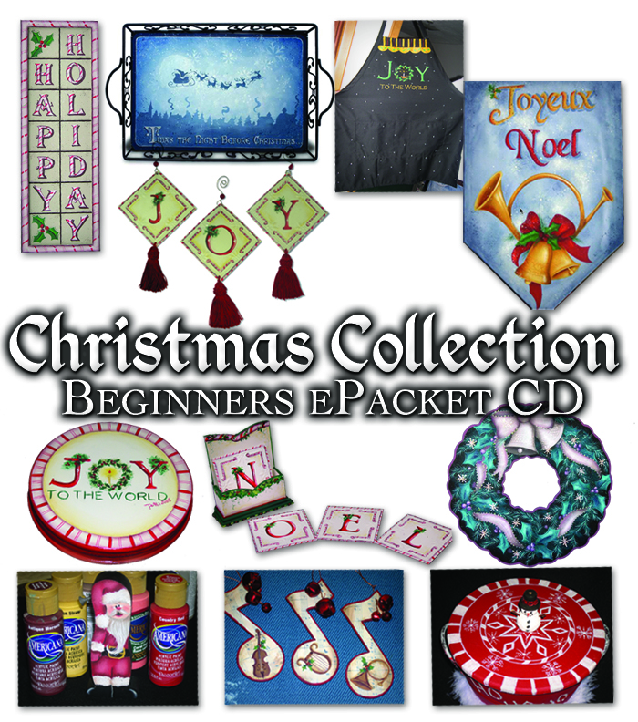 Beginner Christmas Pattern Collection