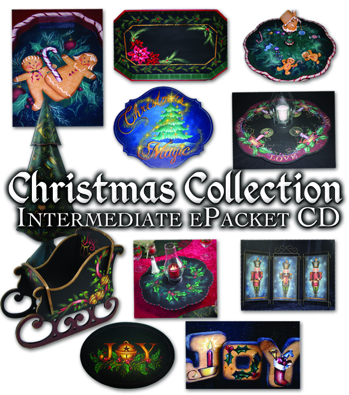 Intermediate Christmas Pattern Collection