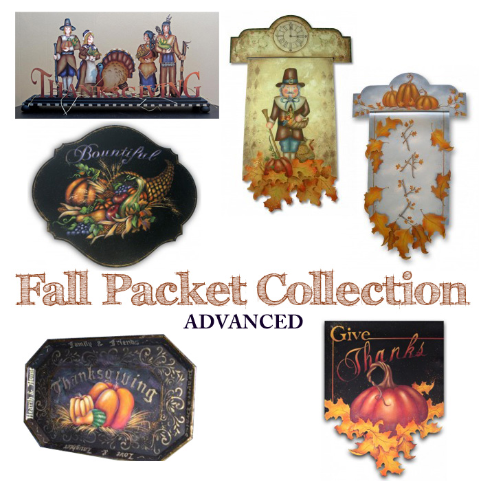 Advanced Fall Pattern Collection
