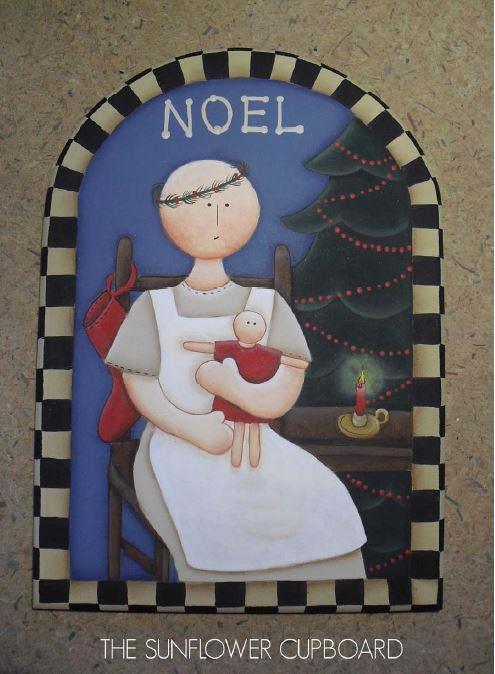 Noel - E-Packet - Pat Jarrett