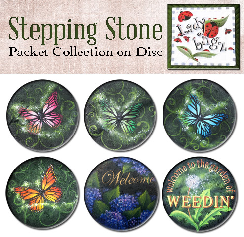 Stepping Stone Pattern Collection