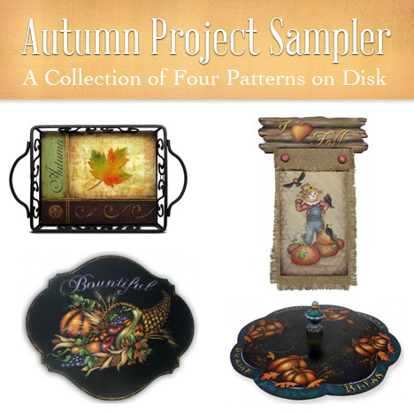 Autumn Project Sampler