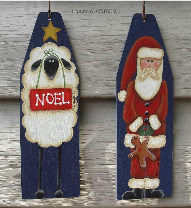 Santa's Noel - E-Packet - Pat Jarrett